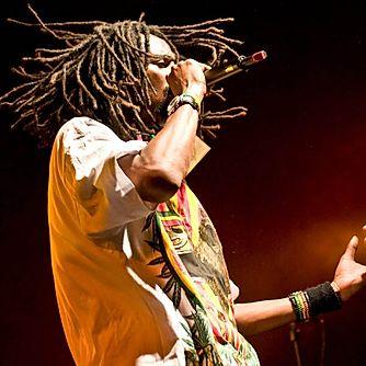 General Levy chanteur reggae uk