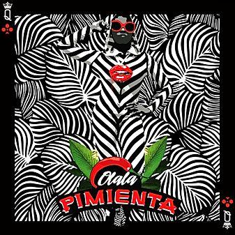O'SISTERS Olala Pimienta EP cover