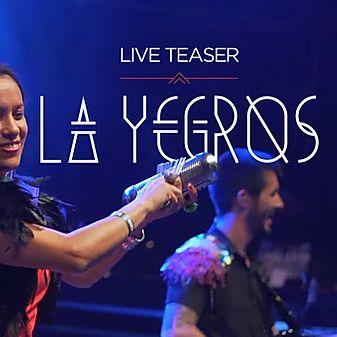 La Yegros a ver a ver video live