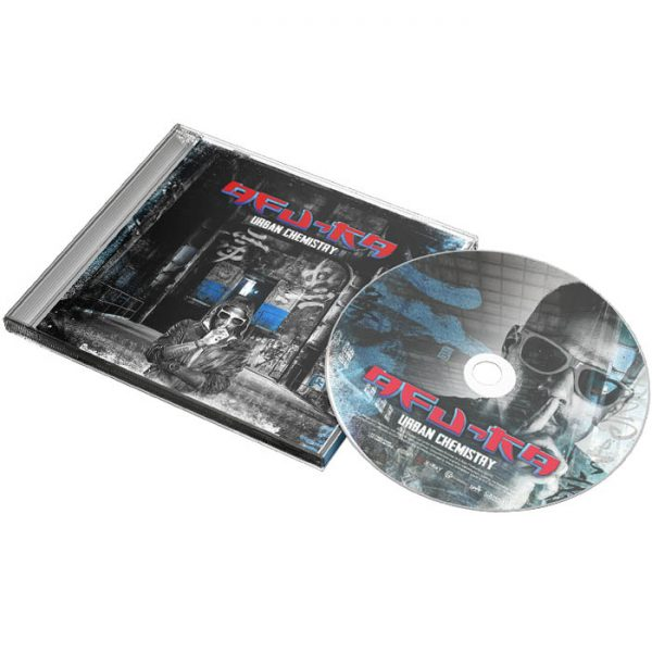 AFU-Ra Urban Chemistry album cd