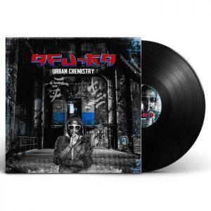 Afu-ra urban chemistry nouvel album vinyle 2LP