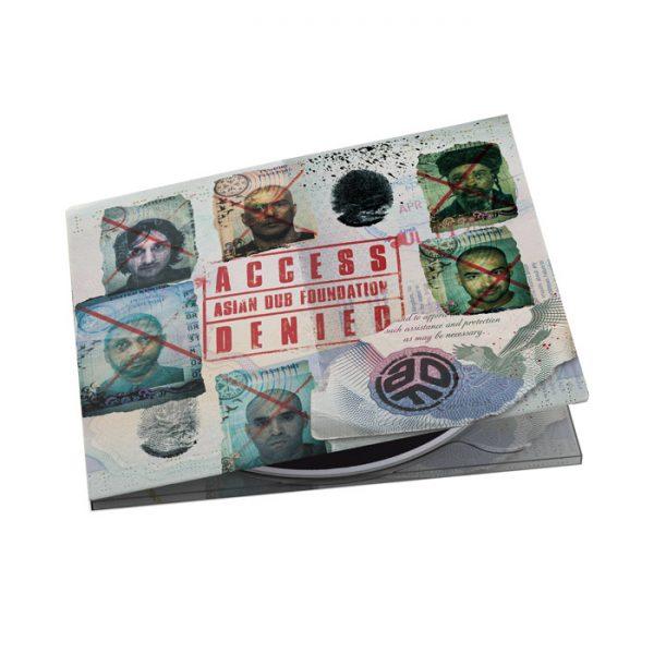 asian dub foundation album cd access denied