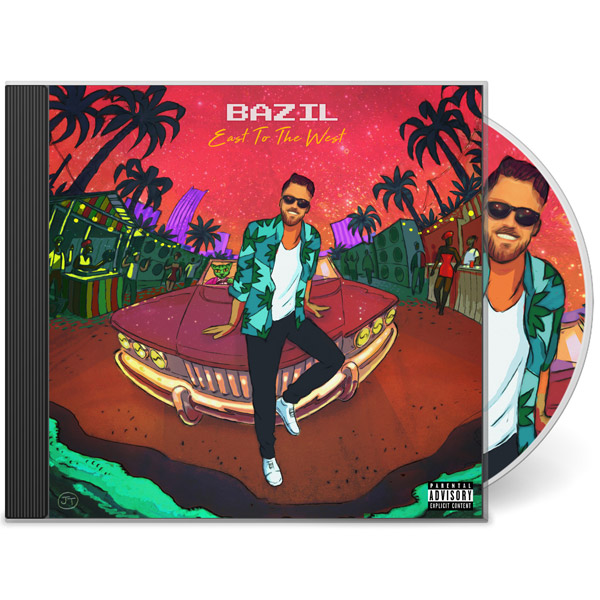 bazil album east to the west cd