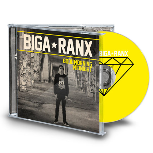 biga ranx album good morning midnight reedition cd