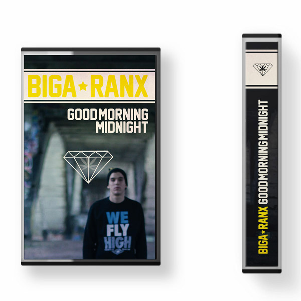 biga ranx good morning midnight album cassette k7