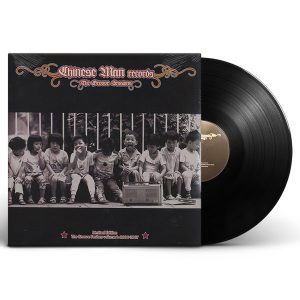 chinese man the groove session volume 1 vinyle