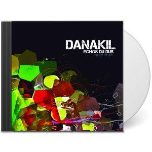 danakil echos du dub album cd