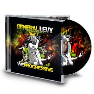 general levy album we progressive cd