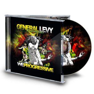 general levy album we progressive cd