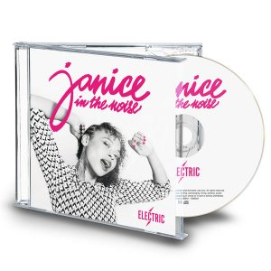 janice in the noise album electric cd