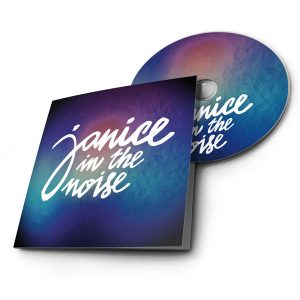 janice in the noise ep cd