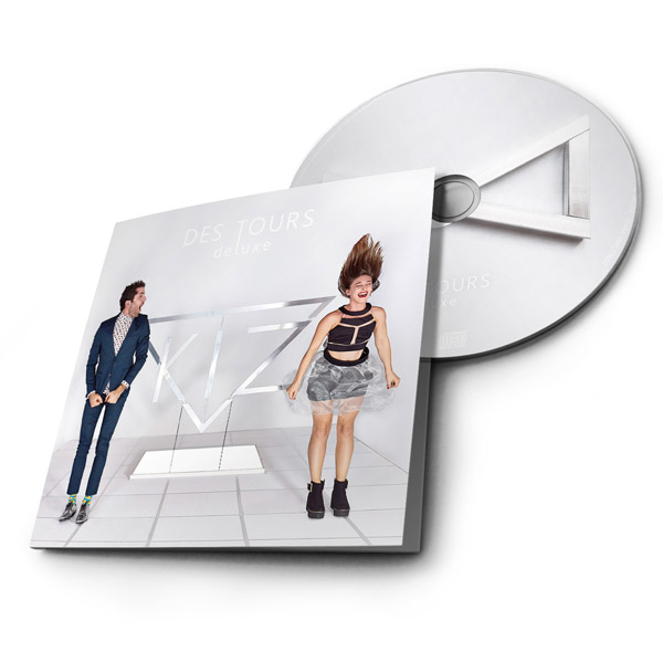 kiz album des tours deluxe cd