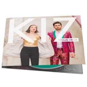 Kiz nous deux album cd