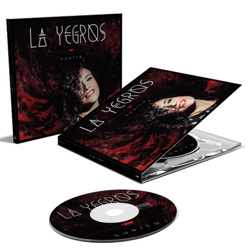 la yegros album cd suelta