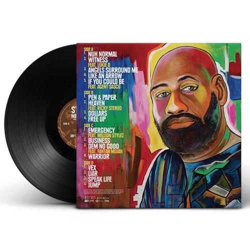 lt stitchie album vinyle masterclass