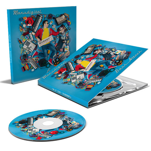manudigital album bass attack cd