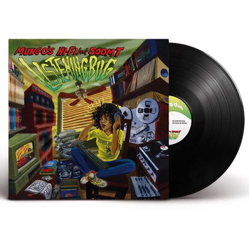 "mungo's hi fi feat soom t ""listening bug"" ep vinyle"