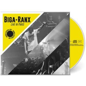 biga ranx live in paris cd dvd live concert paris bataclan