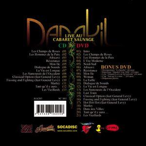 danakil live dvd cd paris cabaret sauvage