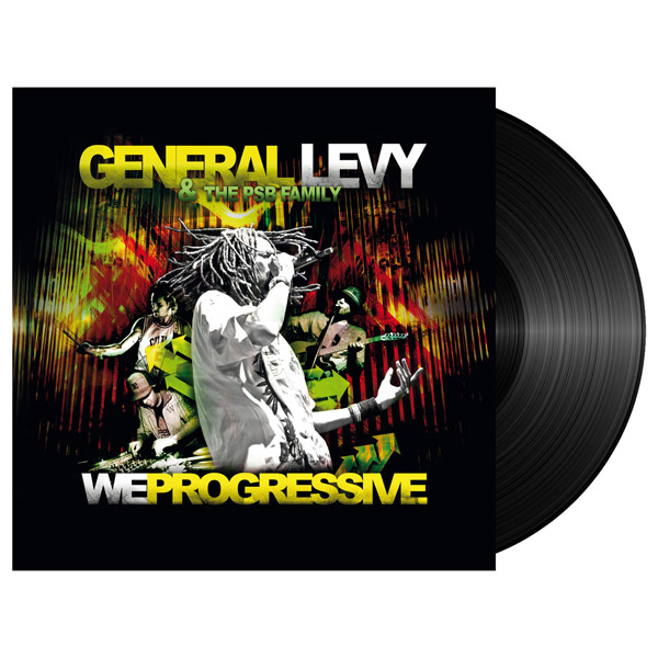 general levy album we progressive vinyle