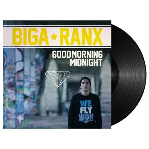 biga ranx vinyle album good morning midnight