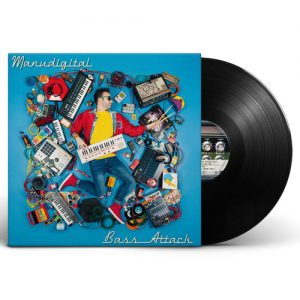 manudigital vinyle bass attack album