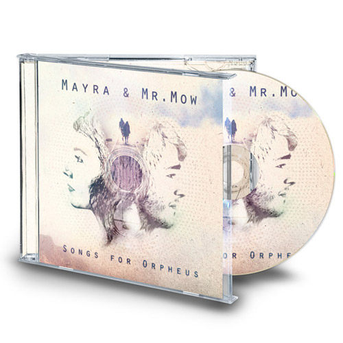 mayra and mr mow album song for orpheus cd