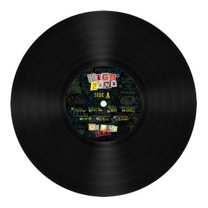 biga ranx album vinyle on time remix