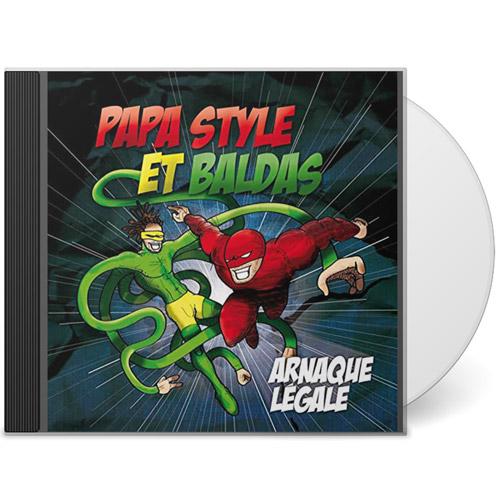 papa style et baldas album arnaque legale cd