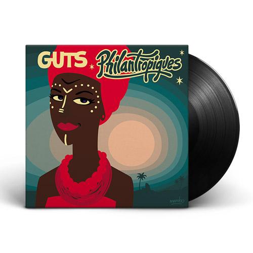 guts vinyle album philantropiques