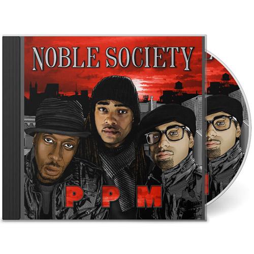 noble society album ppm cd