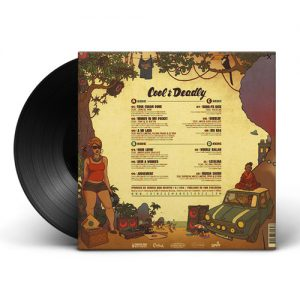 taiwan mc cool & deadly vinyle