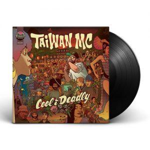 taiwan mc cool & deadly vinyle