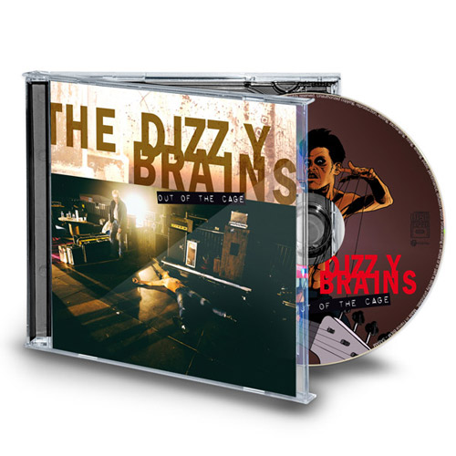 the dizzy brains out of the cage album cd