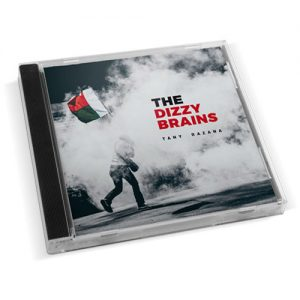 the dizzy brains tany razana album cd
