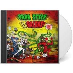 papa style et baldas album blases du boulot cd