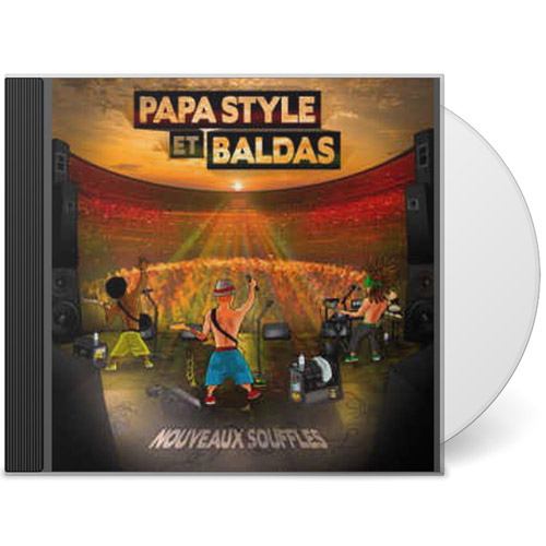 papa style et baldas album nouveaux souffles cd