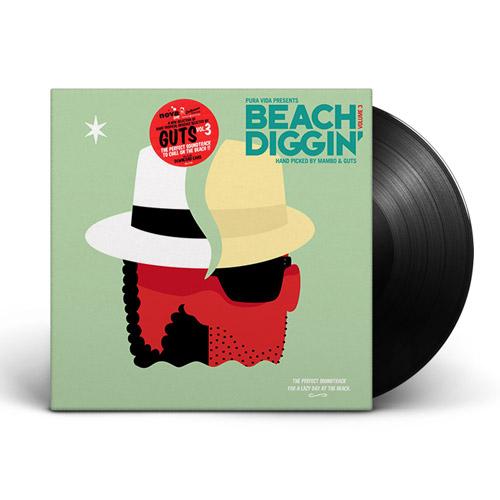 guts vinyle album beach diggin 3