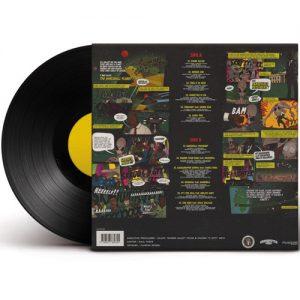 skarra mucci dancehall president vinyle album
