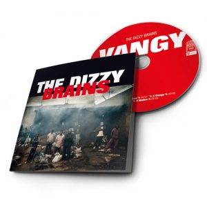 the dizzy brains vangy ep cd