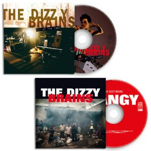 the dizzy brains cd pack promo