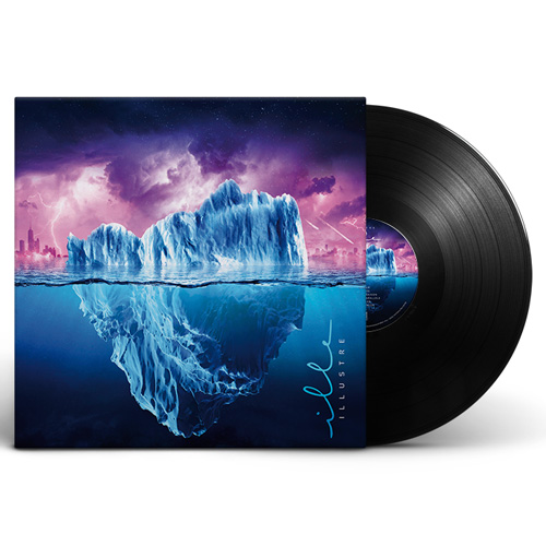illustre album ille vinyle lp