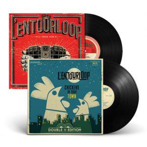 L'Entourloop PACK VINYLE Le Savoir Faire Chickens In Your Town