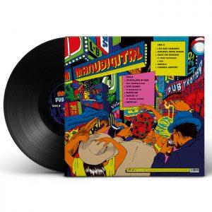 Manudigital Dub Trotter EP vinyle