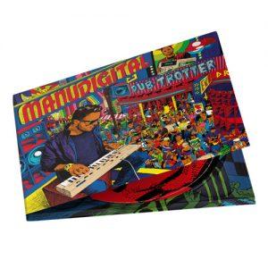 Manudigital Dub Trotter EP CD