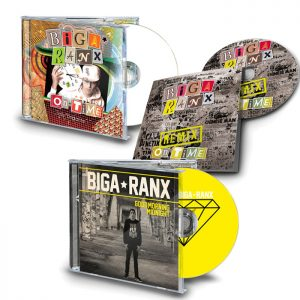 PACK BIGA RANX CD