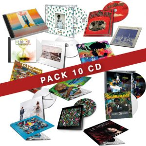 PACKS-10-CD X-RAY PROMO