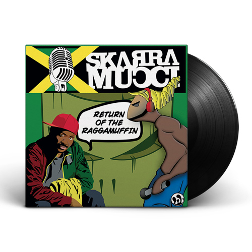 Skarra Mucci Return Of The Raggamuffin vinyle