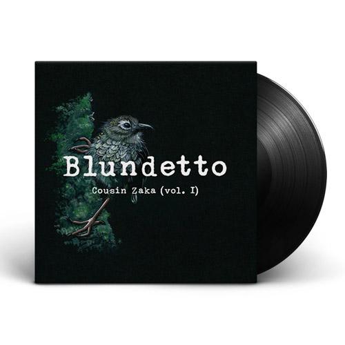 blundetto album cousin zaka vinyle