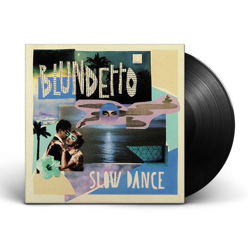 blundetto slow dance album vinyle